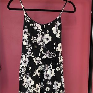 Garage floral dress